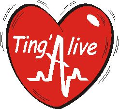 Logo progetto Ting'Alive