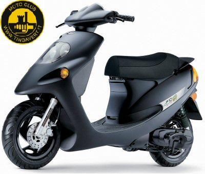 Yamaha Aerox 50 - Listino moto nuove: dati e schede