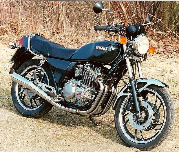 Yamaha 550 XJ (1983-86)