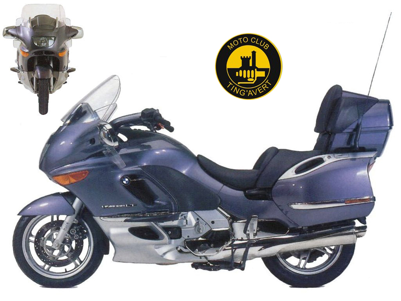 Bmw k 1200 lt 1999 03 for Moto usate regalate