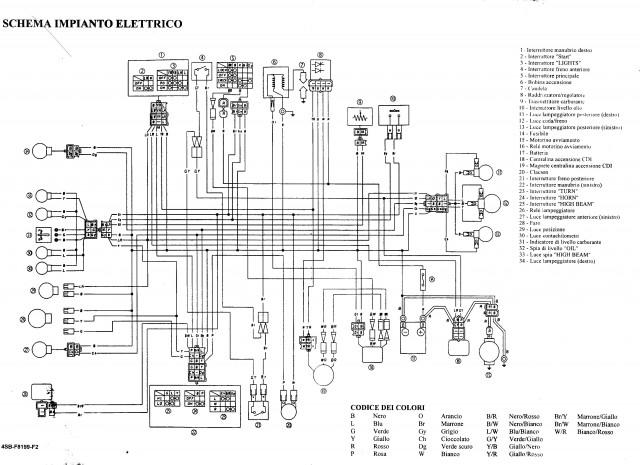 schema elettrico avviatore booster  schema elettrico